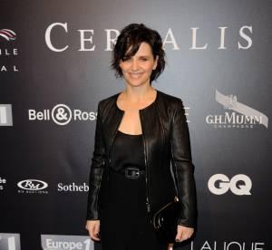 Juliette Binoche : élégante et glamour, un brin rock'n'roll !