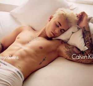 Justin Bieber et Kendall Jenner : sans complexe pour Calvin Klein