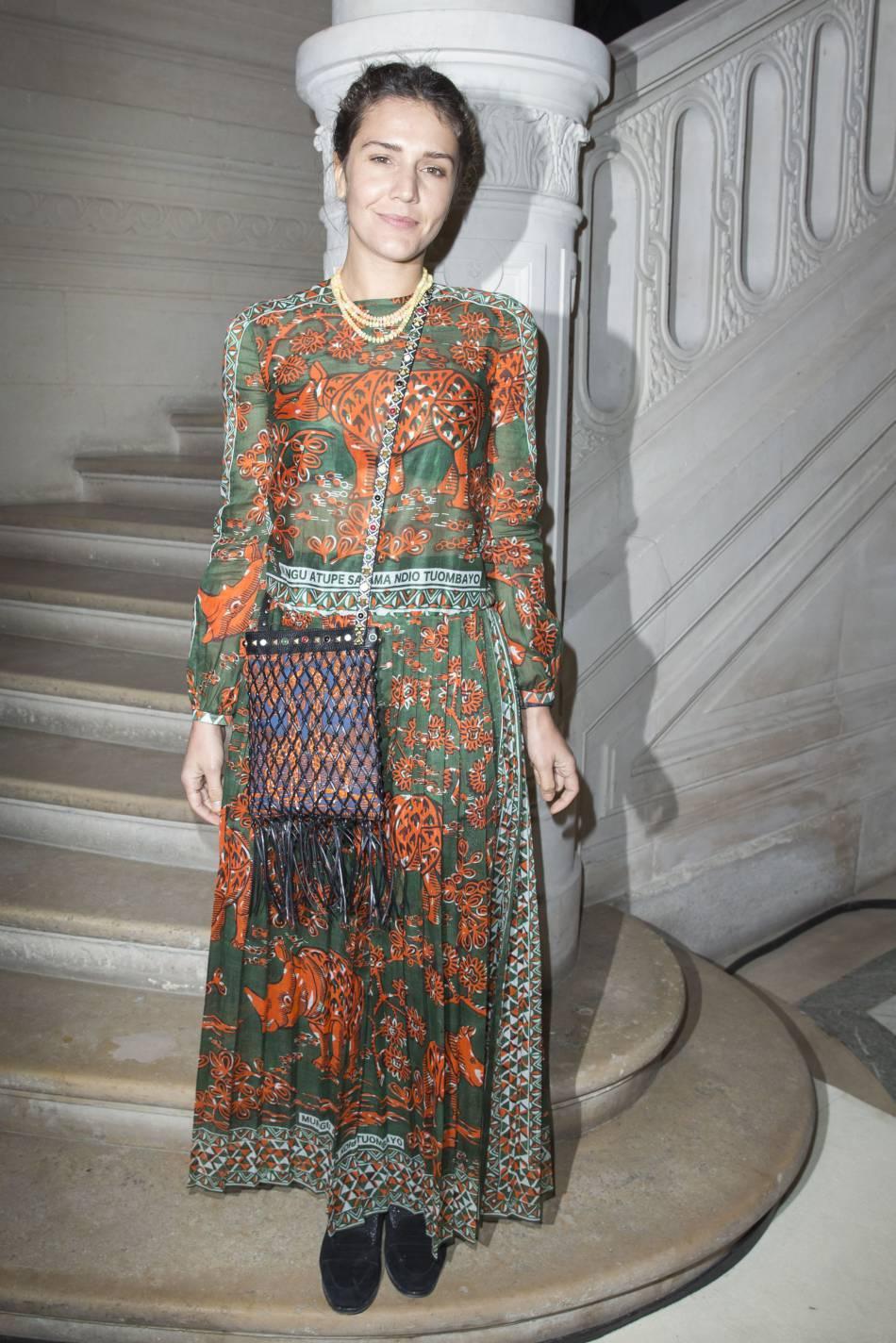 Margherita Missoniau défilé Haute Couture Printemps-Été 2016Valentino.