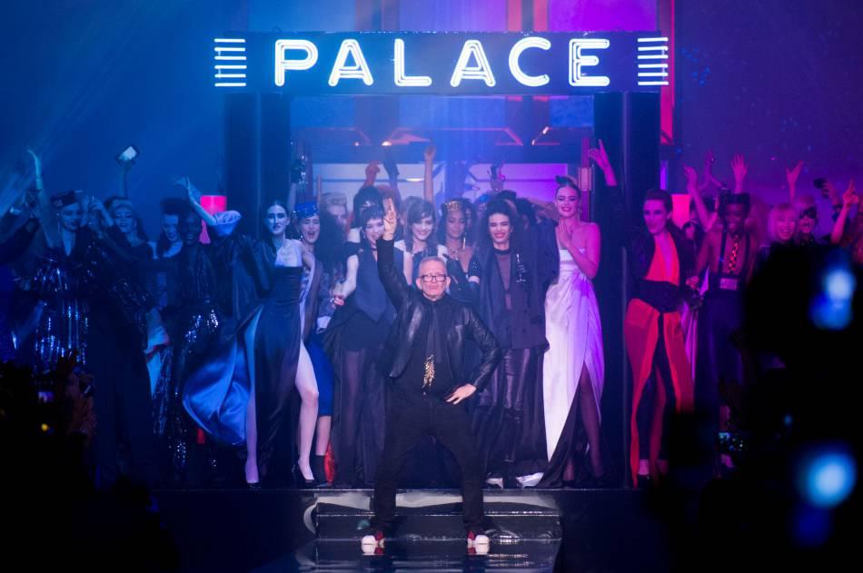Défilé Haute Couture Printemps-Été 2016Jean Paul Gaultier.