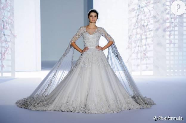 cc11caef2acf52 Mariage : les plus belles robes de la Haute Couture Printemps-Eté ...