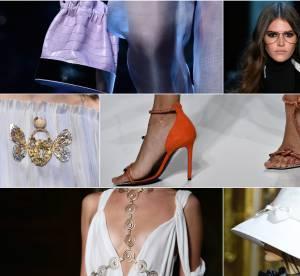 Haute Couture Printemps-Été 2016 : le best of accessoires