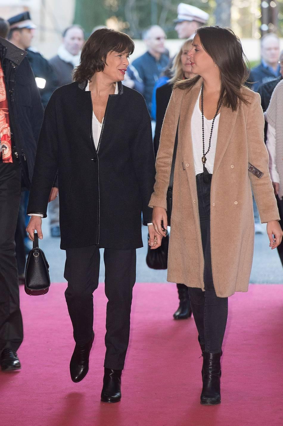 La jolie Pauline Ducruet est très proche de sa mère, la princesse Stéphanie.