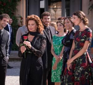Sophia Loren : merveilleuse icône pour le nouveau parfum Dolce & Gabbana