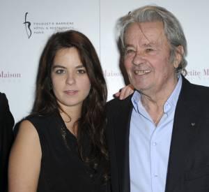 """Anouchka Delon,une jeune actrice qui n'use pas de sa posture de """"fille de..."""""""