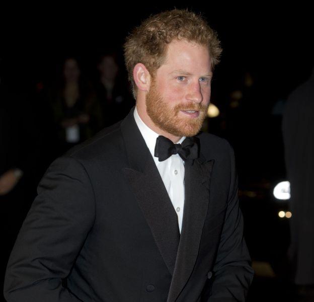 Le prince Harry intégre pour la première fois le classement des hommes les plus sexy de Glamour UK et prend la 10ème place.