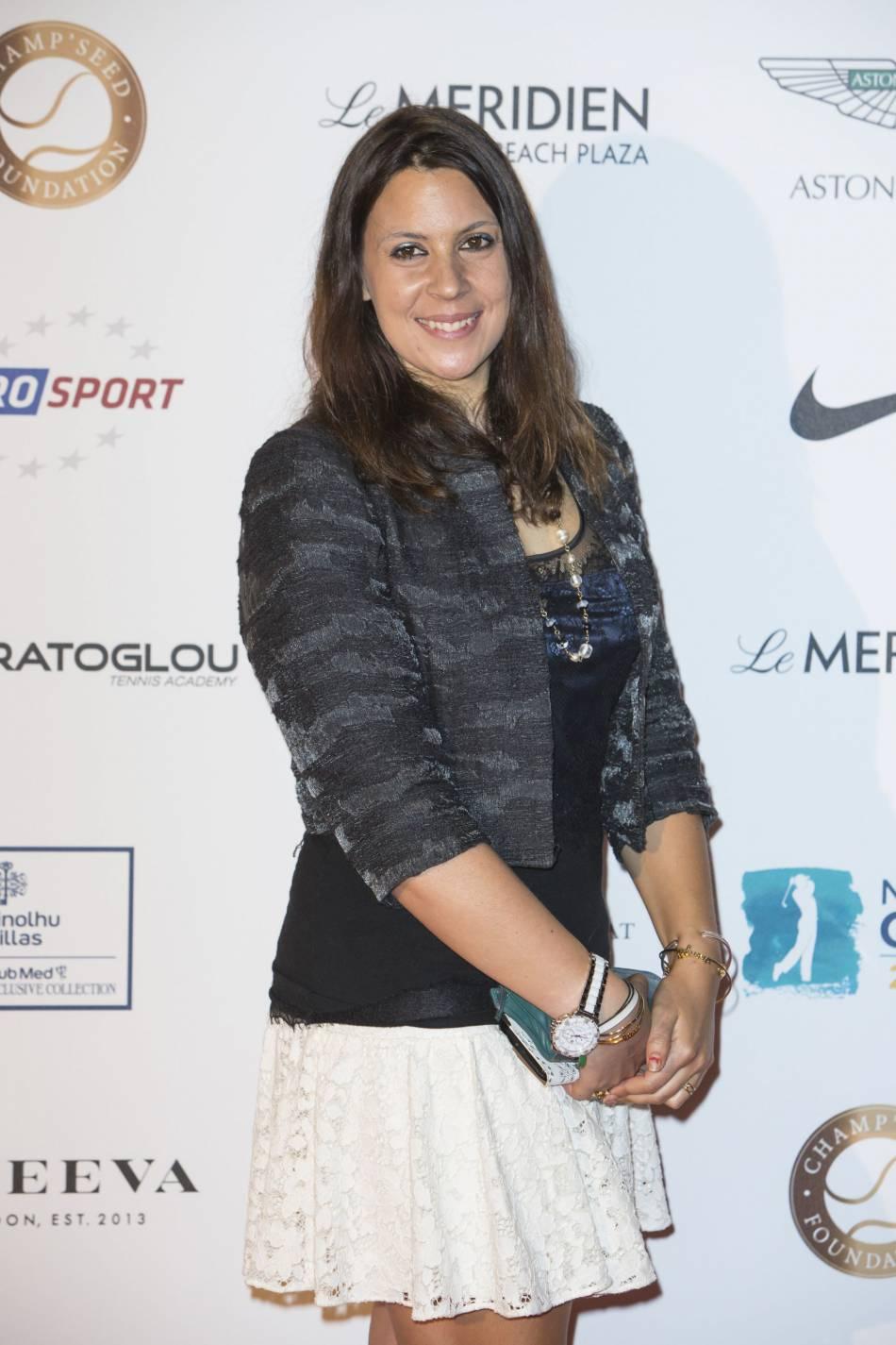 Marion Bartoli multiplie les collaborations.