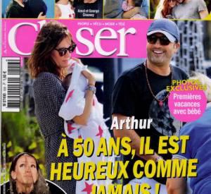 Retrouvez l'intégralité de l'interview de Marilou Berry dans le dernier numéro du magazine Closer, actuellement dans les kiosques.