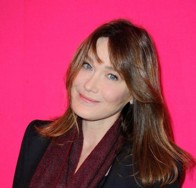 Carla Bruni, fan numéro un de son mari, Nicolas Sarkozy.