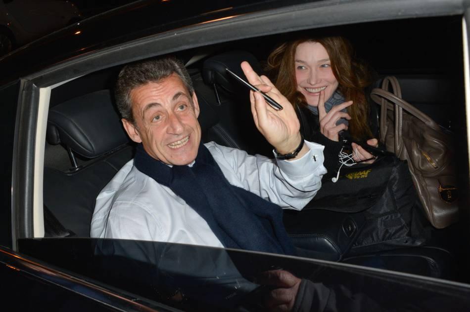 Pour Carla Bruni, Nicolas Sarkozy pourrait se reconvertir dans une carrière d'écrivain.