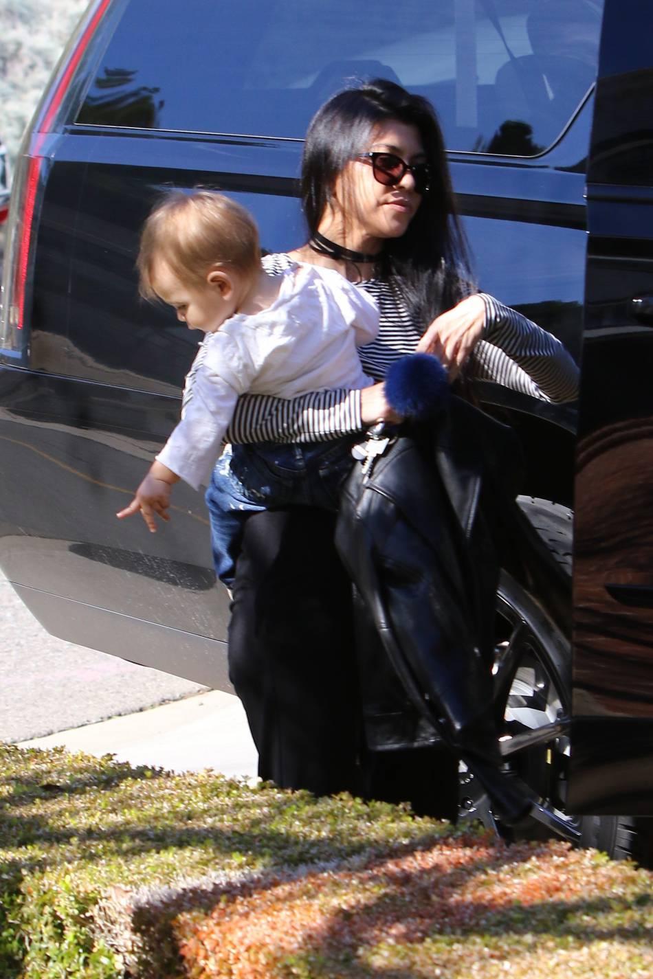 L'aînée du clan Kardashian est séparée de Scott Disick, le père de ses enfants, depuis cet été.
