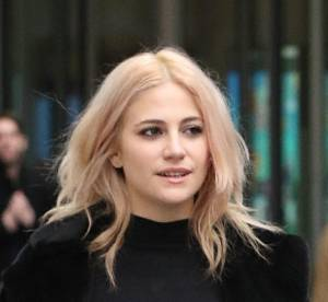Pixie Lott : un look preppy chic à shopper !