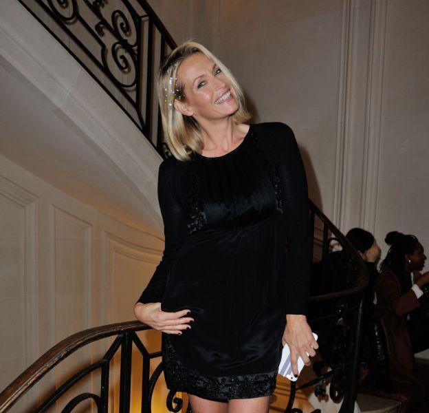 Estelle Lefébure dévoile les dessous de son tournage pour Mixa.