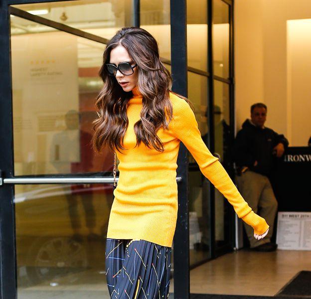 Victoria Beckham donne une véritable leçon de style aux New-Yorkais.