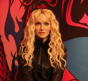 Madonna : elle reste coincée dans son costume et frôle la chute sur scène !