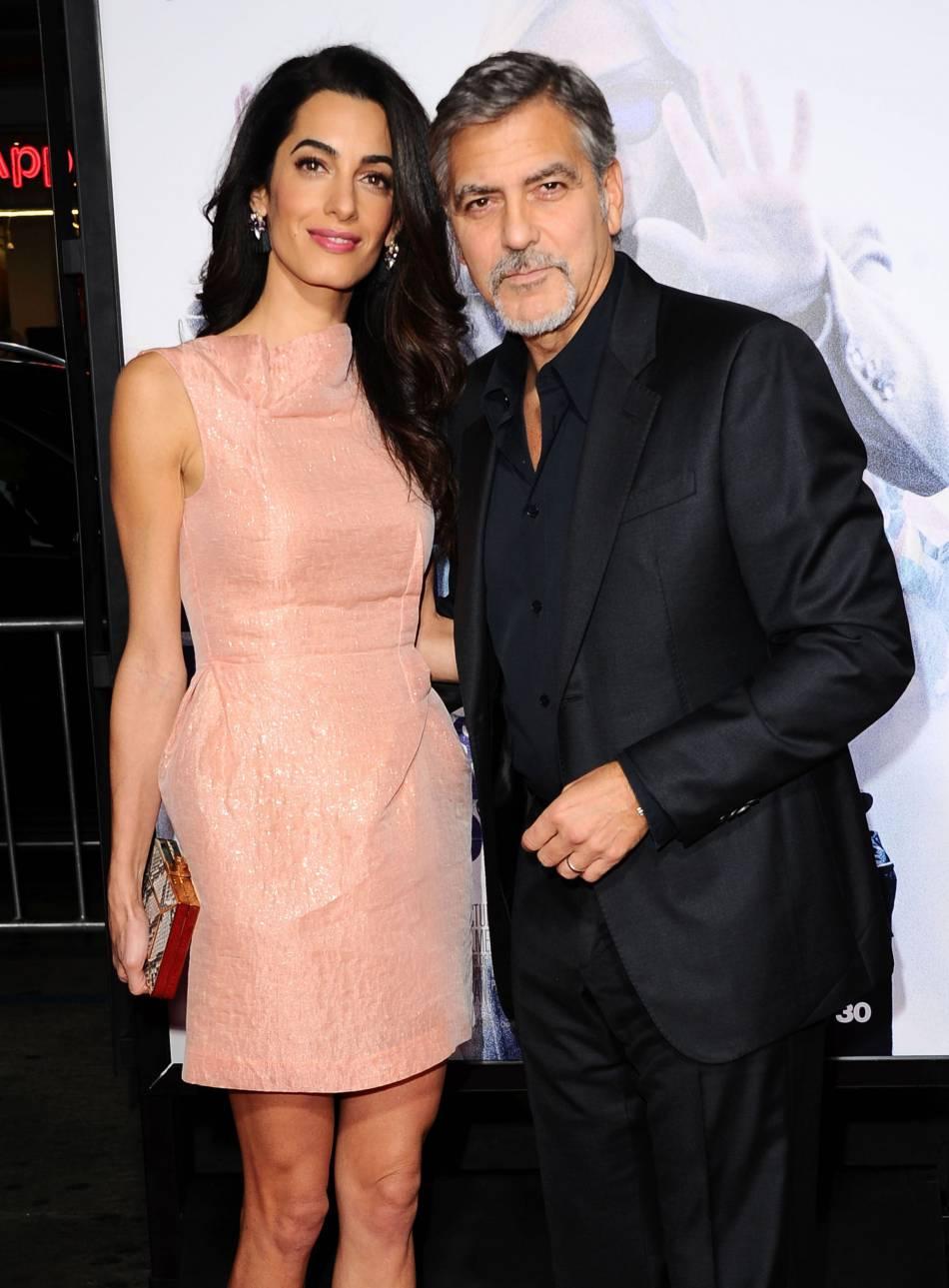 George Clooney et Amal Clooney, non, ils ne divorcent pas !