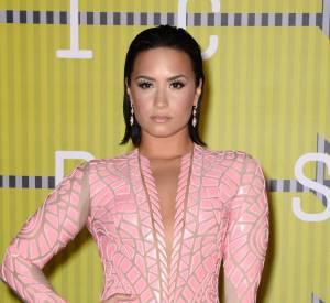 Demi Lovato confie à Ellen DeGeneres que Kim Kardashian l'a aidé à s'accepter.
