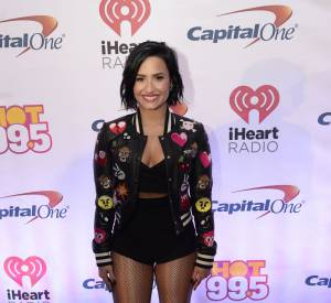 Demi Lovato a connu des troubles de l'alimentation avant de s'accepter telle qu'elle est.