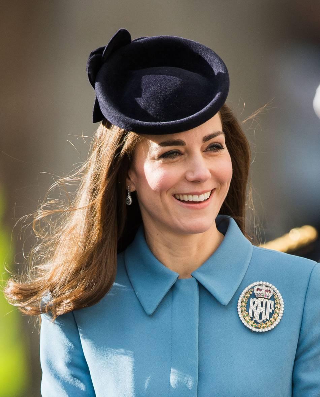 Kate Middleton a enfin trouvé sa ligne de sourcils.