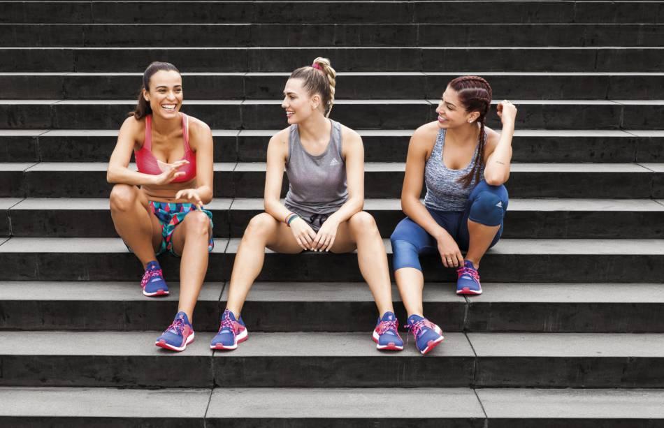 Adidas Pure Boost réconcilie avec le sport.