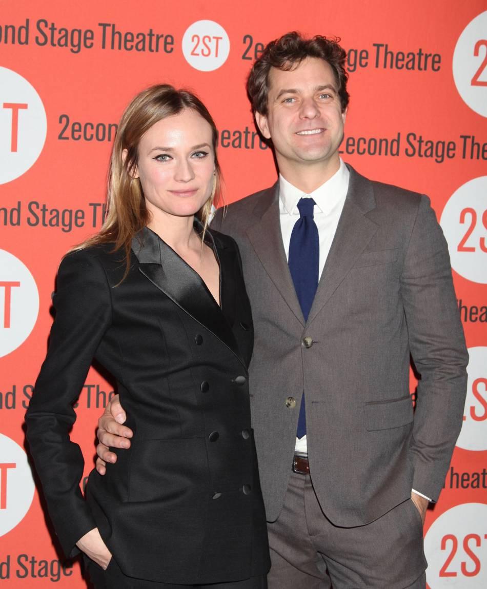 Diane Kruger aux côtés de son beau compagnon, Joshua Jackson.