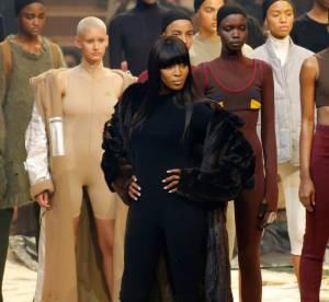 Naomi Campbell, le clan Kardashian au complet... L'énorme show de Kanye West