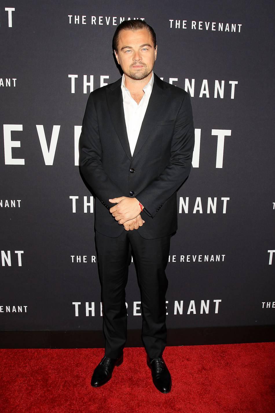 Top 5 des stars masculines avec qui on aimerait passer la Saint-Valentin : le séduisant  Leonardo DiCaprio