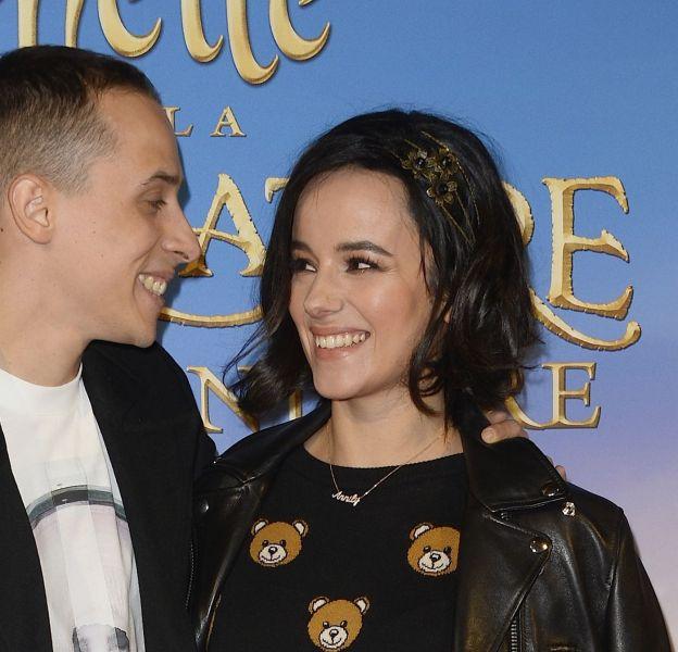 Alizée et Grégoire s'affichent dans deux photos adorables sur Instagram, pour la Sant-Valentin.