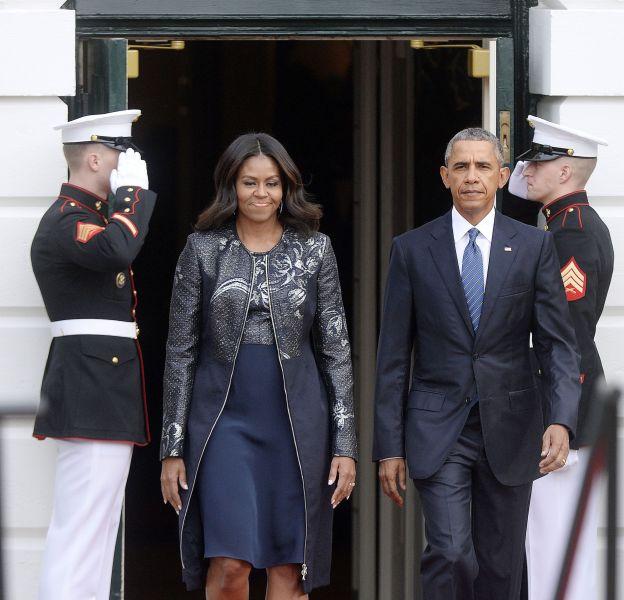 Barack Obama et Michelle Obama, un couple présidentiel exceptionnel.