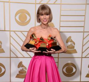 Grammy Awards 2016 : Taylor Swift, The Weeknd, Ed Sheeran... palmarès en photos