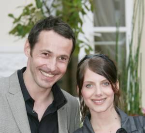Mélanie Laurent et son ex-compagnon, le comédien Julien Boisselier.