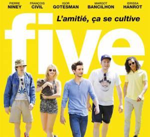 """Découvrez la bande-annonce de """"Five""""."""