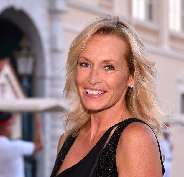 Estelle Lefébure, un ex-top model aujourd'hui tourné vers le bien-être.
