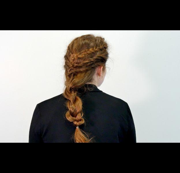 La coiffure de Khaleesi pour les expertes.