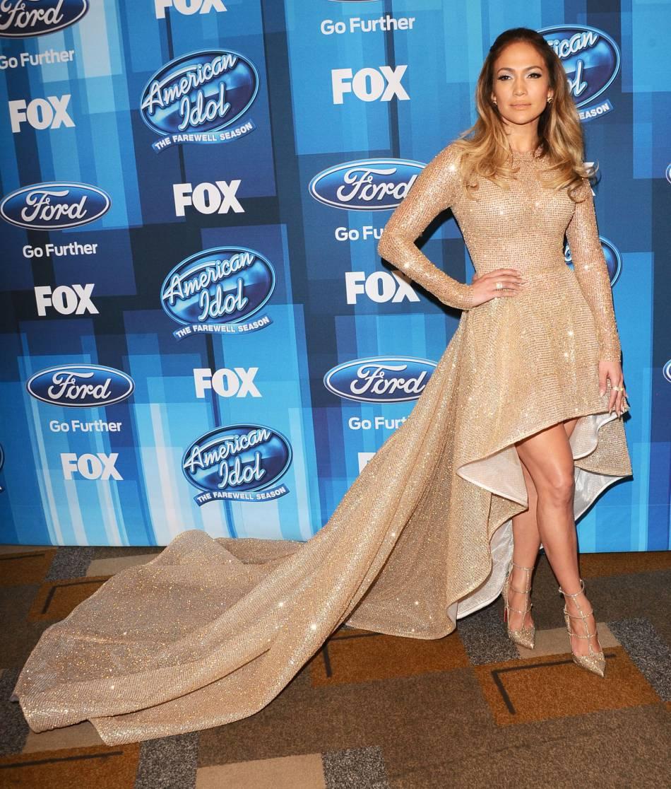 Jennifer Lopez a piqué la vedette à tout le monde. Difficile de tirer son épingle du jeu face à la bomba latina !