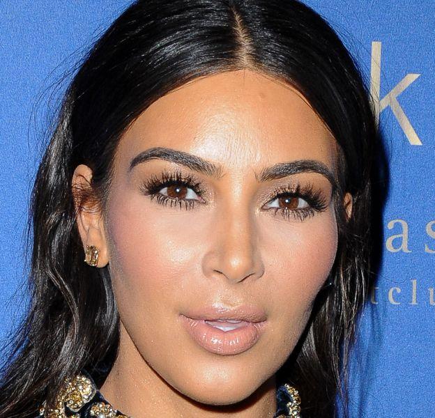 Kim Kardashian à Las Vegas le vendredi 8 avril 2016.