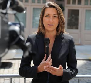 """Anne-Claire Coudray : """"on est présentateurs, pas héros de téléréalité"""""""