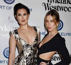 Rumer Willis et Scout Larue, deux soeurs très sexy !