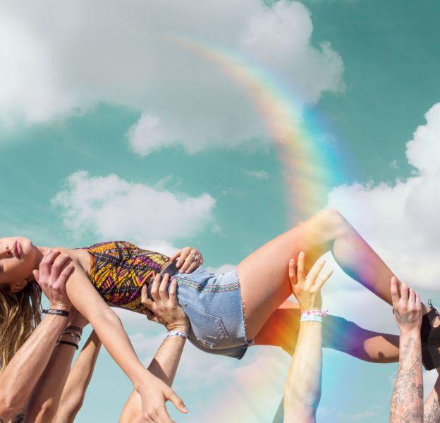 Lookbook H&M Loves Coachella.