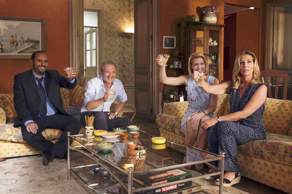 Les réunions de famille peuvent être explosives.