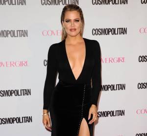 Khloe Kardashian, moulée et side boob sexy pour afficher sa nouvelle silhouette