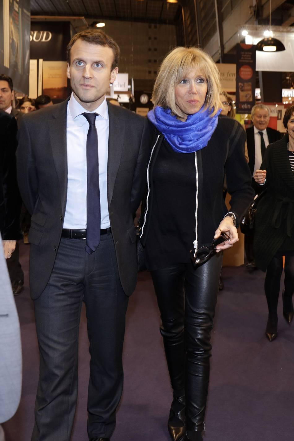 Brigitte et Emmanuel Macron ont plus de 20 ans d'écart. Ce qui ne les empêche pas de filer le parfait amour.
