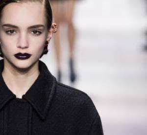Lèvres dark : la bouche a trouvé son nouveau rouge