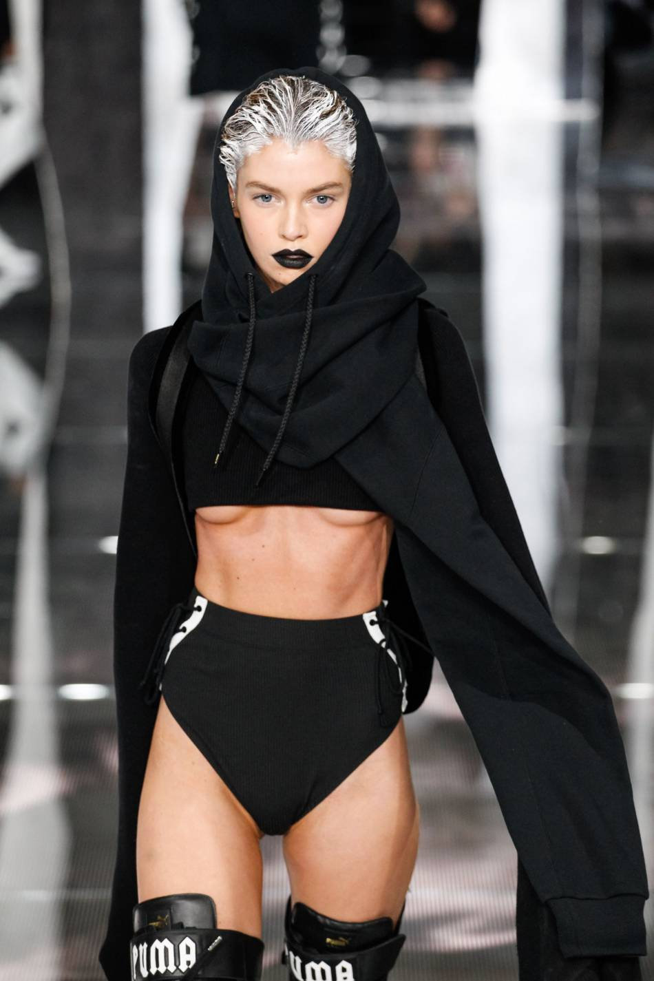 Fenty x Rihanna pour Puma, Automne-Hiver 2016/2017.