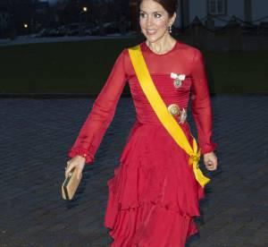 Marie VS Mary de Danemark en robes rouges : battle de princesses au sommet !