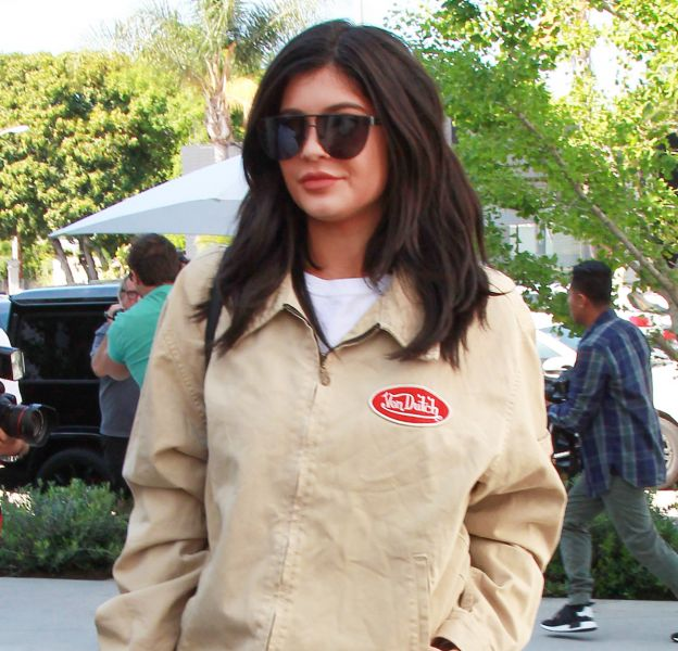 La starlette de télé-réalité Kylie Jenner