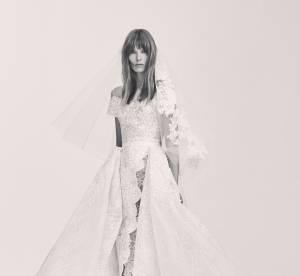 Elie Saab révolutionne la robe de mariée