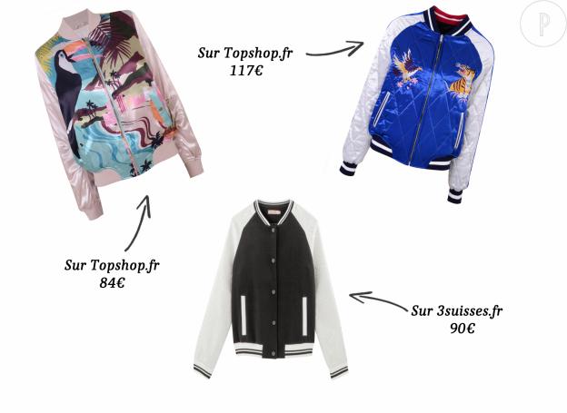 Comment porter le bomber l 39 ordonnance mode de la semaine - Ou acheter son dressing ...