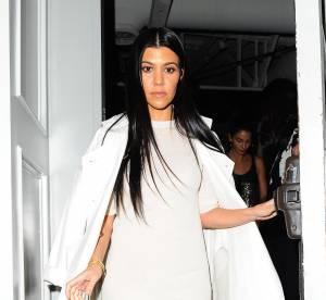 Kourtney Kardashian : body échancré et fesses à l'air sur Instagram !