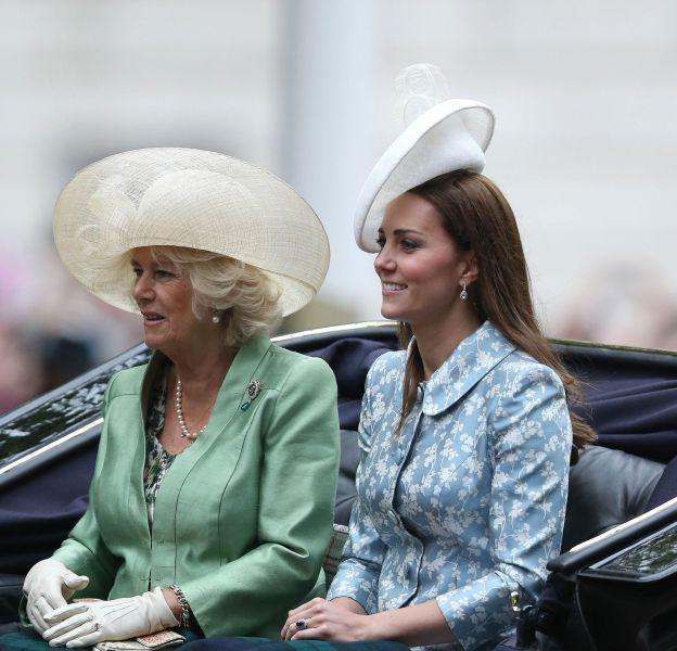 Camilla Parker-Bowles a-t-elle tenté de séparer Kate Middleton et le prince William ?